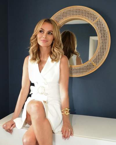 Amanda Holden Measurements, Bio, Age, Weight, and Height