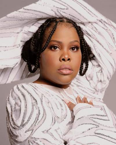 Amber Riley Measurements, Bio, Age, Weight, and Height